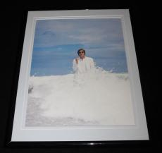Don Johnson 1985 Framed 11x14 Photo Display Miami Vice