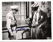 """DON KNOTTS """"THE ANDY GRIFFITH SHOW"""" Signed 10x8 B/W Photo"""
