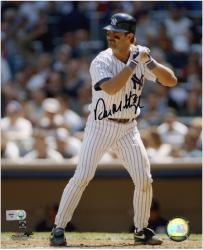 "Don Mattingly New York Yankees Autographed 8"" x 10"" Hitting Photograph"