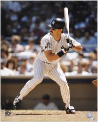 "Don Mattingly New York Yankees Autographed 16"" x 20"" Swinging Photograph"