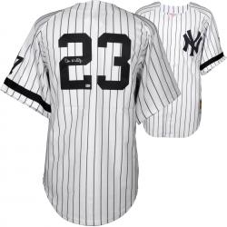 Don Mattingly New York Yankees Autographed 1995 Jersey