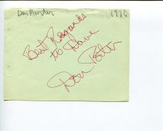 Don Porter She-Wolf of London Gidget Mame Signed Autograph