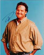 """DONAL LOGUE of """"GROUNDED FOR LIFE"""" Signed 8x10 Color Photo"""