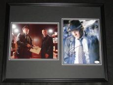 Donal Logue Signed Framed 16x20 Photo Display JSA Gotham