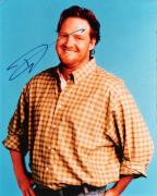 """DONAL LOGUE (TV ACTOR) Best known for Role on """"GROUNDED for LIFE"""" Signed 8x10 Color Photo"""