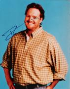DONAL LOGUE (TV ACTOR) Signed 8x10 Color Photo