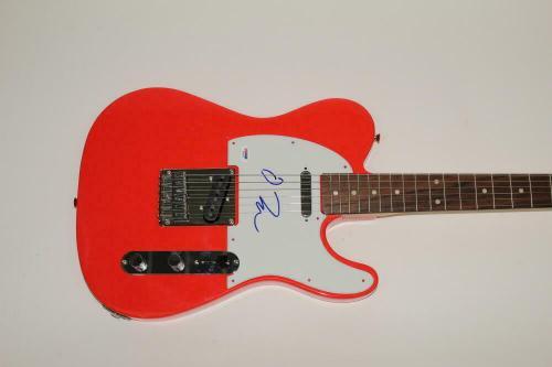 Donald Fagen Signed Autograph Fender Electric Telecaster Guitar - Steely Dan Psa