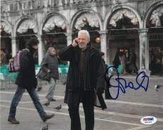 Donald Sutherland Signed Authentic Autographed 8x10 Photo (PSA/DNA) #H81221