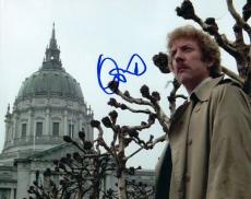 Donald Sutherland Signed Autograph 8x10 Photo Invasion of the Body Snatchers VD