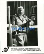 Donald Sutherland The Lifeforce Experiment Sci-Fi Channel Press Movie Photo
