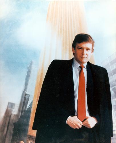 Donald Trump 8x10 Photo Image #1