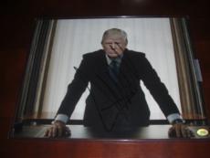 Donald Trump 45th President,biilionaire Full Beckett Letter Signed 11x14 Photo