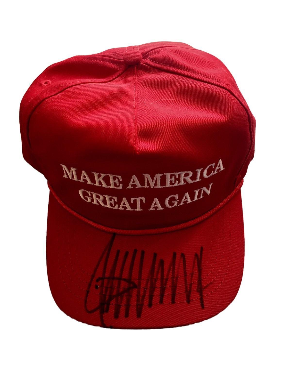 Make Metallica Great Again Hat : donald trump make america great again signed official hat jsa ~ Hamham.info Haus und Dekorationen