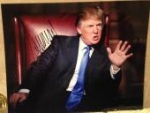 DONALD TRUMP SIGNED AUTOGRAPH 8x10 PHOTO IN PERSON PRESIDENT UNITED STATES COA G