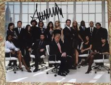 Donald Trump Signed Full Autograph President Of The United States 8x10 Photo Coa
