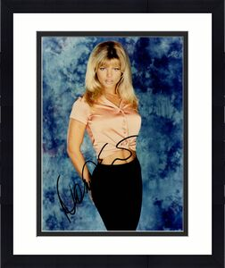 Donna Derrico Signed Autographed 8x10 Beautiful Photo AFTAL