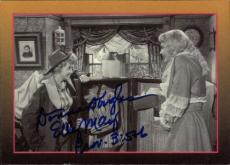 Donna Douglas Beverly Hillbillies Elly May Signed Trading Card 1993 Eclipse #39