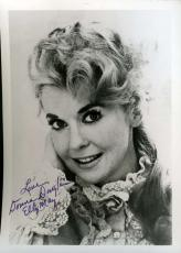Donna Douglas Elly May Jsa Coa Hand Signed 5x7 Photo Authenticated Autograph
