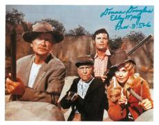 Donna Douglas Signed Beverly Hillbillies Autographed 8x10 Photo PSA/DNA #B78862