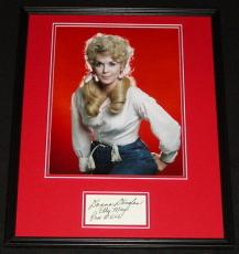 Donna Douglas Signed Framed 16x20 Photo Poster Display Beverly Hillbillies C