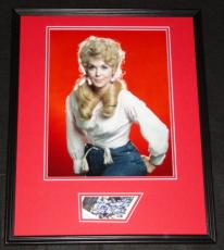 Donna Douglas Signed Framed 16x20 Photo Poster Display Beverly Hillbillies