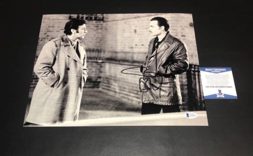 Donnie Brasco Johnny Depp Signed Auto 11x14 Photo Authentic Beckett Al Pacino