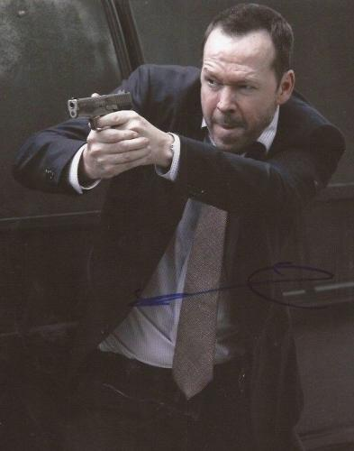 Donnie Wahlberg signed Blue Bloods 8x10 photo autographed Danny Reagan 3