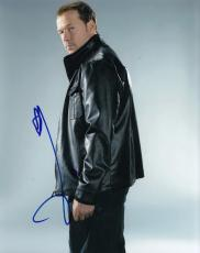 DONNIE WAHLBERG signed (BLUE BLOODS) 8X10 W/COA *DET. DANNY REAGAN* #1