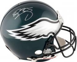 Philadelphia Eagles Donovan McNabb Signed Pro Helmet
