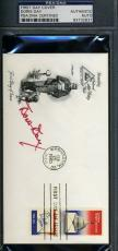 Doris Day Psa/dna Certified Signed Fdc Authenticated Autograph