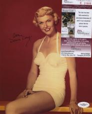 Doris Day Signed Autographed Photo Jsa Spence Coa