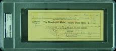 Doris Day Signed Check (1949) (PSA/DNA)