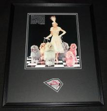 Doris Day Signed Framed 16x20 Photo Poster Display