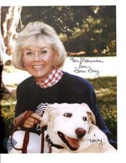 Doris Day-signed photo-19 - coa