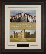 Downton Abbey TV Poster – Framed 11×17