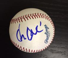 Dr. Dre Signed Autograph Extremely Rare Official Major League Baseball Proof Coa