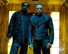 "Dr. Dre & Snoop Dogg Autographed 11"" x 14"" Standing Photograph - PSA/DNA LOA"
