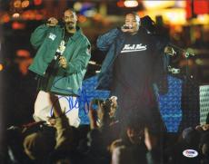 DR. DRE & SNOOP DOGG Signed Autographed 11x14 Photo PSA/DNA #AB00845