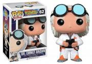 Dr. Emmett Brown Back to the Future #50 Funko Pop!