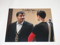 Dr. Neil Degrasse Tyson Signed 8x10 Photo Astrophysicist Science Exact Proof