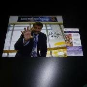 Dr. Neil Degrasse Tyson Signed 8x10 Photo Astrophysicist Jsa Authenticated Rare