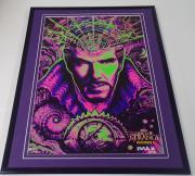 Dr Strange Framed 11x14 Poster Display Benedict Cumberbatch