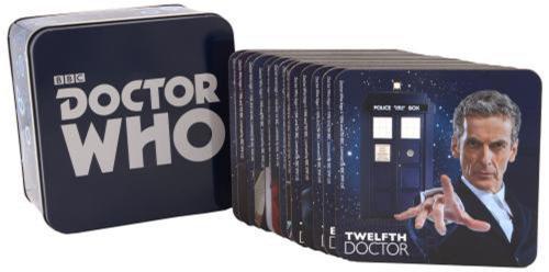 Dr. Who 13 PC Coaster Set