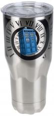 Dr. Who 30 oz Stainless Steel Tumbler