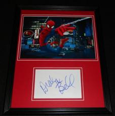 Drake Bell Signed Framed 11x14 Photo Display AW Ultimate Spider-Man