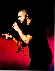 Drake Signed - Autographed Rapper - Actor 11x14 inch Photo - aka Aubrey Graham - Guaranteed to pass PSA/DNA or JSA