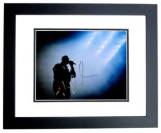 Drake Signed - Autographed Rapper - Actor 8x10 inch Photo BLACK CUSTOM FRAME - aka Aubrey Graham - Guaranteed to pass PSA/DNA or JSA