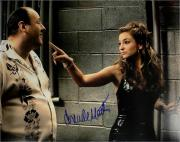 Drea De Matteo Hand Signed Autographed 11x14 Photo Sopranos Adrianna La Cerva