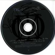 Dream Theater X2 Autographed Signed Train Of Thought CD AFTAL UACC RD COA