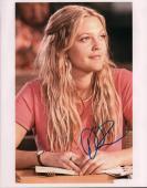 Drew Barrymore Autographed Signed 11x14 50 1st Dates Photo AFTAL
